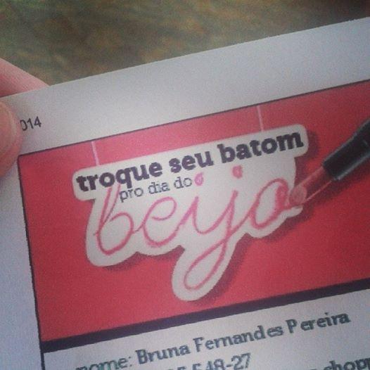 #DiaDoBeijo – Quem disse, Berenice?