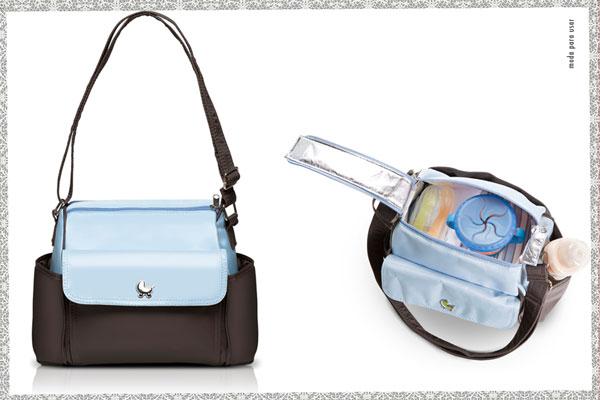 bolsa-para-maes-Frasqueira-Termica-Azul