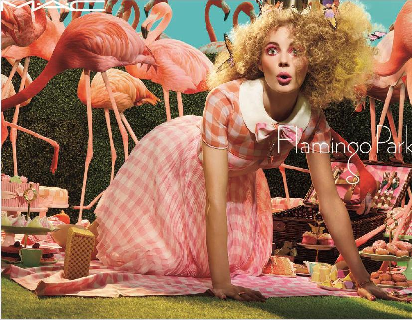 Coleção Flamingo Park – M.A.C