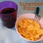 #CozinhaDaMuffin – Scrambled Eggs