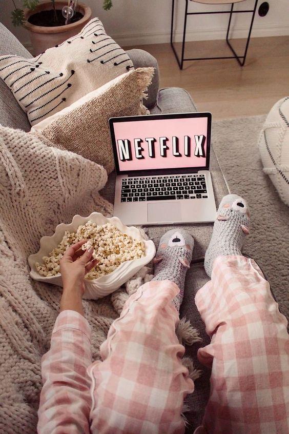 O melhor da Netflix! #MuffinFlix