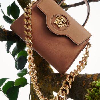 Rich-Wish: Novas cores de La Medusa, a bolsa da Versace